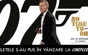 """Super producția """"Nu e vreme de murit"""" vine cu premii la Cineplexx Sibiu"""