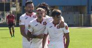 """VIDEO FC Hermannstadt joacă marți, cu Viitorul Pandurii Târgu-Jiu. """"Mergem acolo cu gândul de a câștiga"""""""