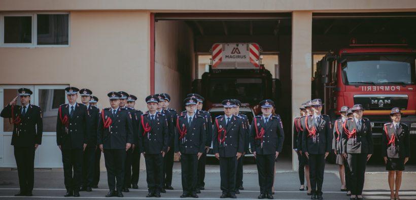 Festivitatea de Sărbătorire a Zilei Pompierilor din România