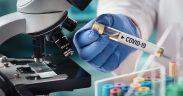 Aproximativ 400 de sibieni, infectați cu COVID, sunt internați în spitalele din județ