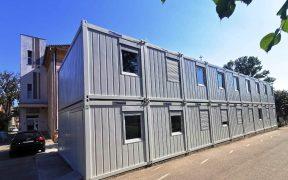 SCJU Sibiu a deschis structura modulară pentru Secția Clinică Boli Infecțioase