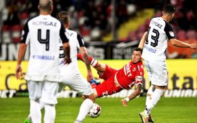 Gaz Metan joacă vineri cu Dinamo, la Mediaș