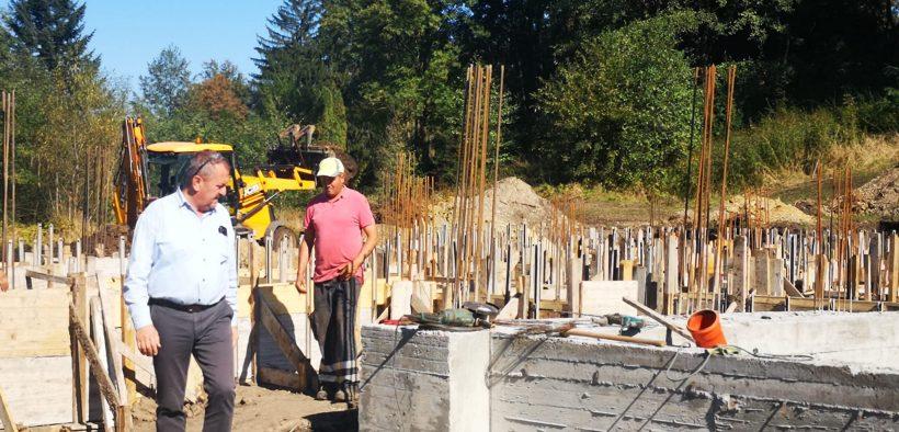 FOTO- În orașul Avrig se va construi prima creșă