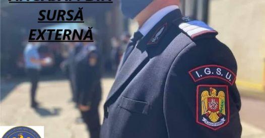 AMR 2 zile pentru înscrierea dosarului la ocuparea celor 14 posturi de ofițer