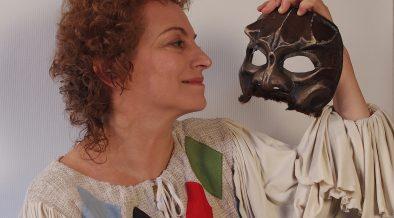 Workshop de Commedia dell'Arte în cadrul proiectului european Poetic Invasion of the Cities