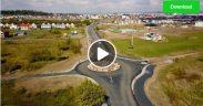 Lucrările de pe DJ 106 C Sibiu – Cisnădie avansează, în ciuda problemelor întâmpinate