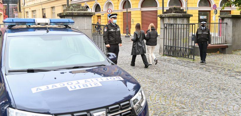 Poliția Locală desfășoară acțiuni pentru siguranța elevilor