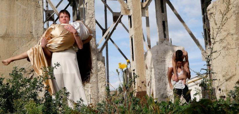 """TNRS prezintă spectacolul """"you·tópia"""", premieră a Secției germane"""
